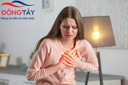 Tim đập mạnh có thể là dấu hiệu của bệnh tim mạch
