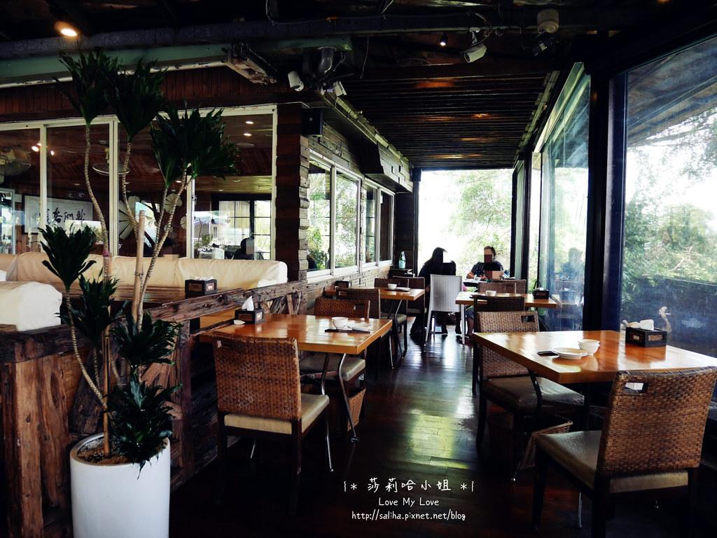 台北貓空人氣餐廳龍門客棧 (6)