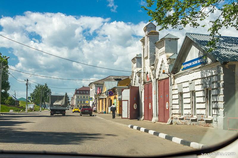 Владимирская улица, Юрьев-Польский