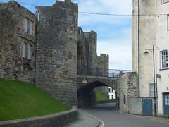 Caernarfon Walled Town