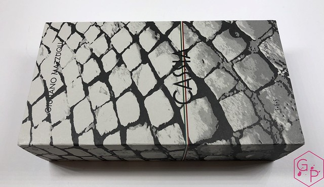 Giuliano Mazzuoli Cassia Ballpoint Pen:Pencil Review @CarolLuxury @GMazzuoli 2
