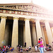 The Parthenon in Nashville by kirstiecat