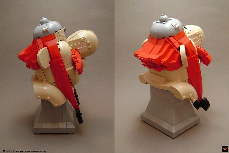 obelix legomoc