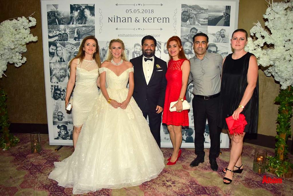 Elvan Güneş Mehmet Dahaoğlu Nihan ve Kerem Sidar