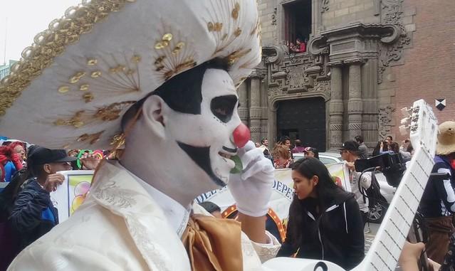Día del Payaso Peruano