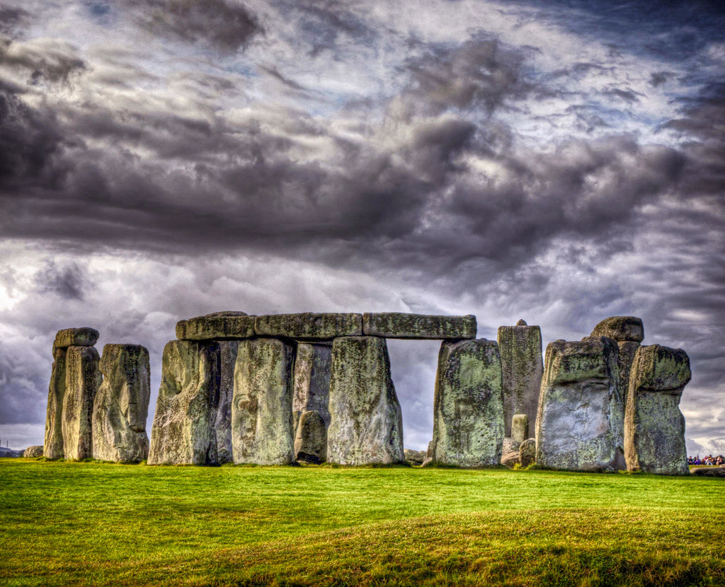 Stonehenge, Wiltshire. Credit Neil Howard, flickr