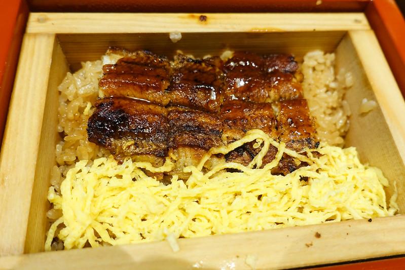 【【九州美食】小倉 田舍庵 鰻魚飯 百年老店內吃炭烤鰻魚蒸飯!台北也有分店!