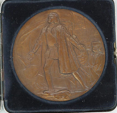 Columbian Exposition Official Award Medal obverse