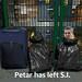 Petar has left S.I.