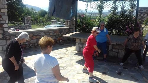 Γυμναστική στην Ύπαιθρο στα ΚΑΠΗ Ξηροποτάμου - 29-05-2018