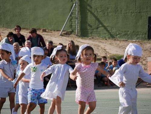 Baile Infantil y Primaria I - FFC 2018 (40 Aniversario de Orvalle)