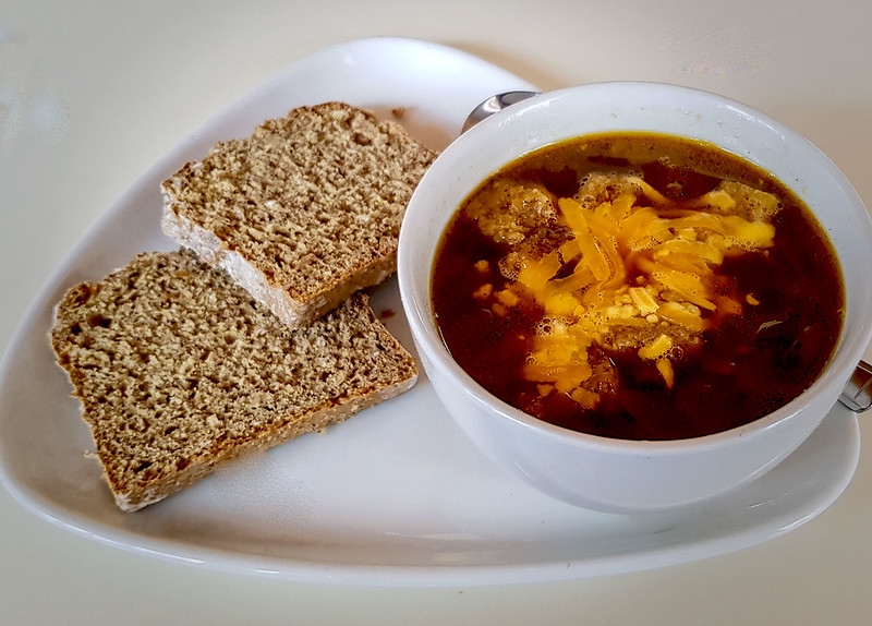French Onion Soup - King House Tea Rooms