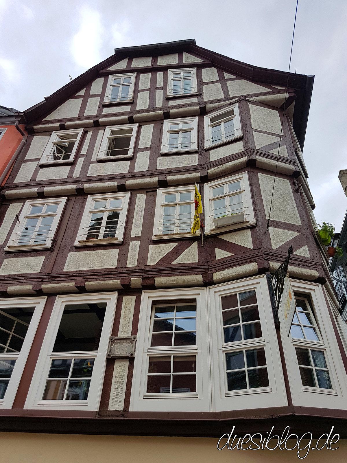 Marburg Altstadt Travelblog Düsiblog 45