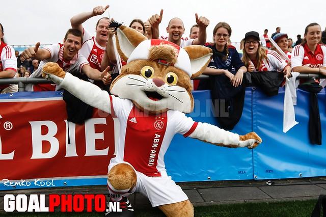 Ajax - PSV bekerfinale 02-06-2018