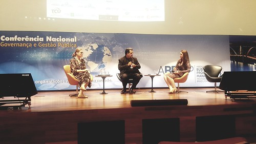 05/06/2018 Ministério da Fazenda participa da Conferência Nacional sobre Governança e Gestão Pública
