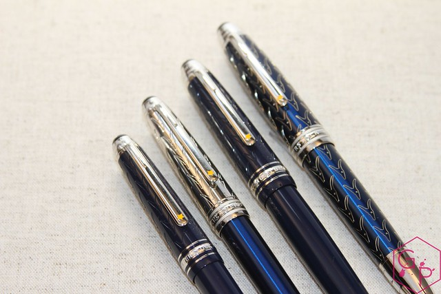 Montblanc Le Petit Prince Fountain Pen Collection Overview @Montblanc_World @AppelboomLaren 98