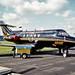 Hawker Siddeley HS125 Srs. 1B-522 G-DJMJ Farnborough 2-9-86