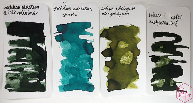 Pelikan Edelstein Olivine Ink Review @AppelboomLaren @Pelikan_World 11