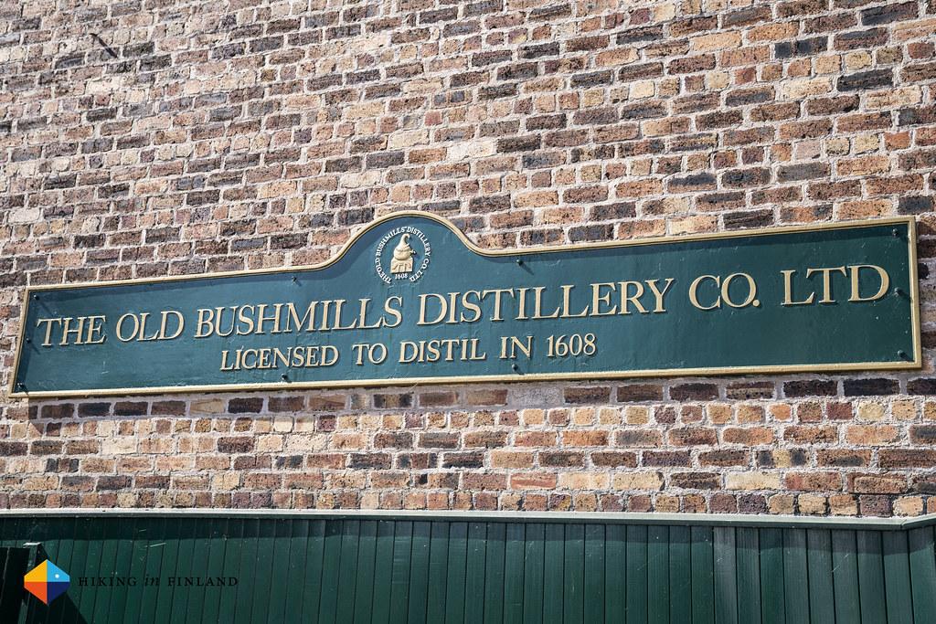Bushmills Distillery