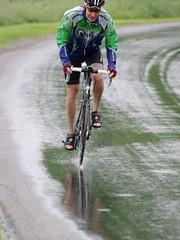 Midway thru a very wet Day 2