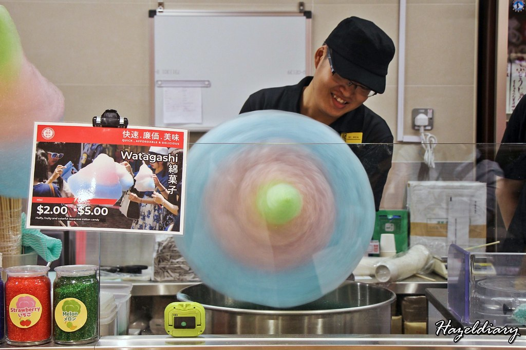 Don Don Donki 100AM-Japanese Cotton Candy