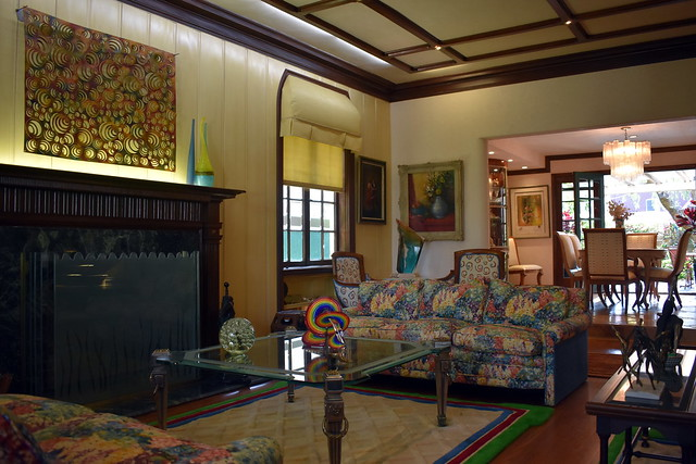 Eugene E. & Mittie Morris House, Paul R. Williams 1931