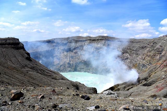 阿蘇火山-中岳火山口19