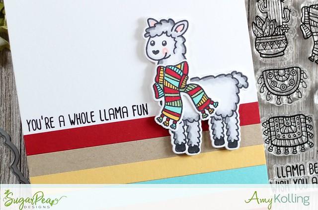 Llama Just Say2