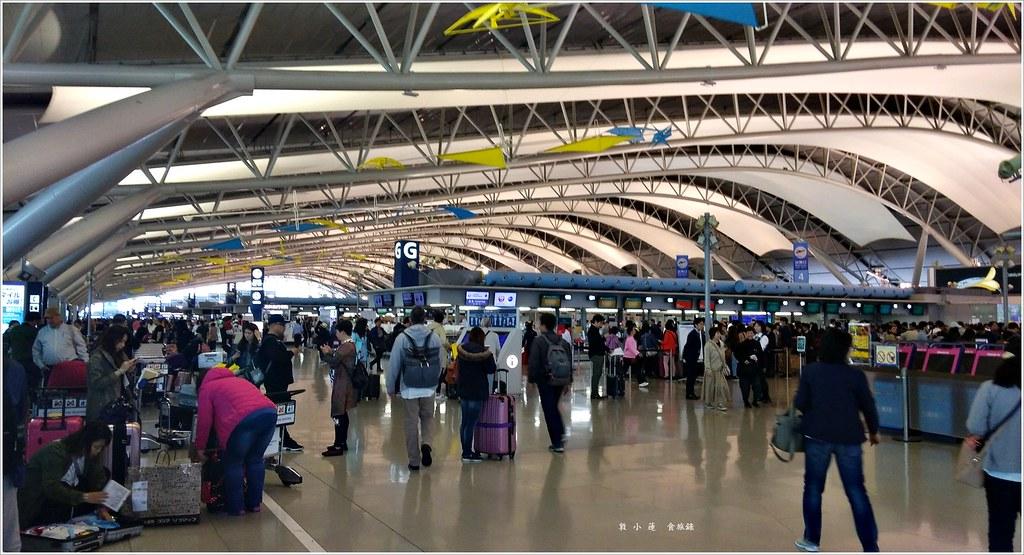 大阪回程難波電車往關西空港_180422_0038