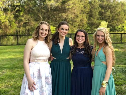 Celia, Aspen, Katie, Miller