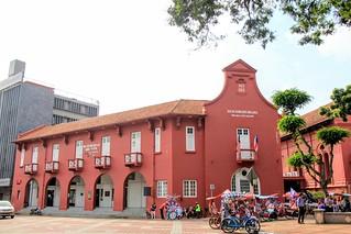 Dutch City Hall, Malacca