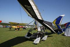 G-MHMR P & M Aviation Pegasus [7969] Popham 050518