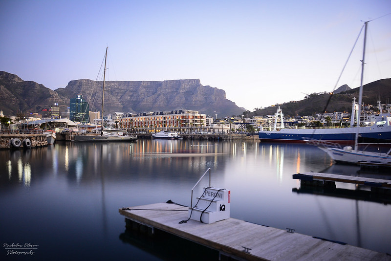 South Africa | Cape Town Blue Hours