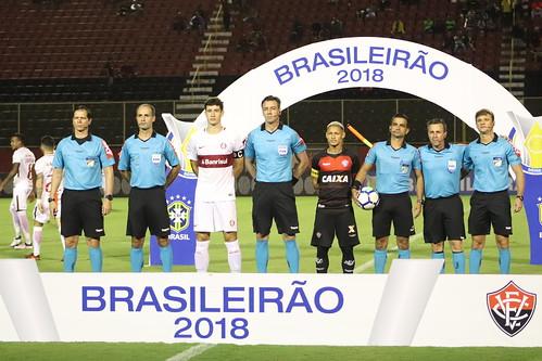 BRASILEIRÃO - Vitória x Internacional - Fotos: Mauricia da Matta / EC Vitória
