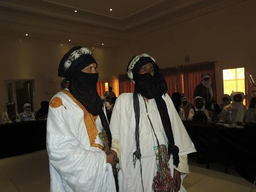Accord de cessation des hostilités entre deux communautés Touaregs rivales du Mali
