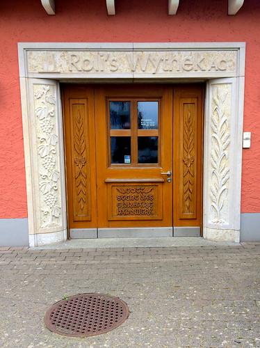 In Bütschwil gefunden