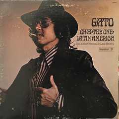 GATO BARBIERI:CHAPTER ONE - LATIN AMERICA(JACKET A)