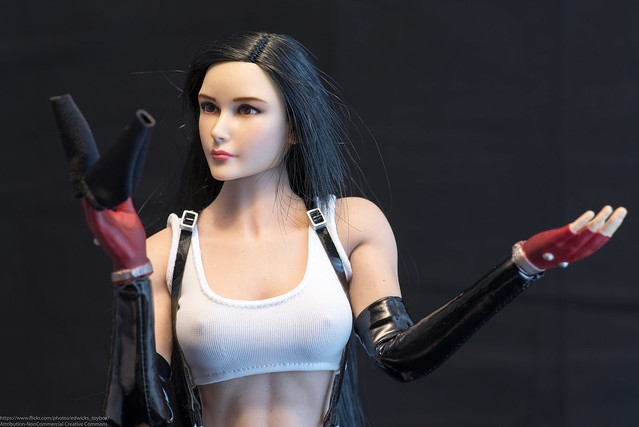 JX Toys TiFa Female Fighter Set Photo Review 28688350188_c58641da53_z