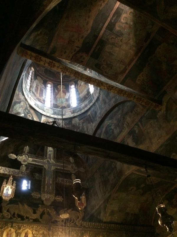 St Petka Church, int, Lake Ohrid 01