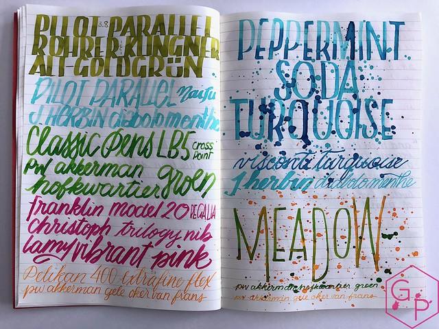 @MilligramStore Notebooks from Marc Martin Kaleidoscope Jungle & Melbourne Museum 38