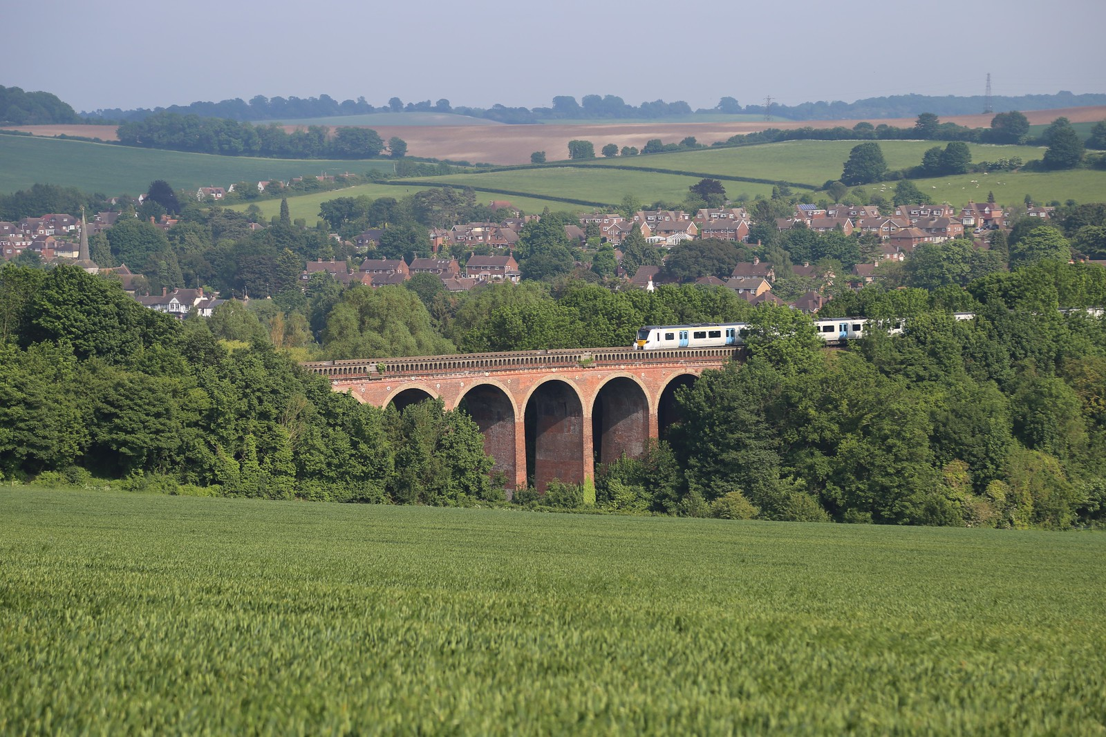 Viaduct - Otford to Eynsford Walk