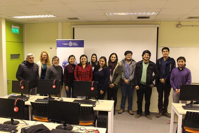 Presentación Aula Virtual en programa Propedéutico