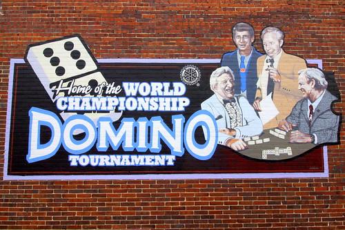Home of the World Championship Domino Tournament