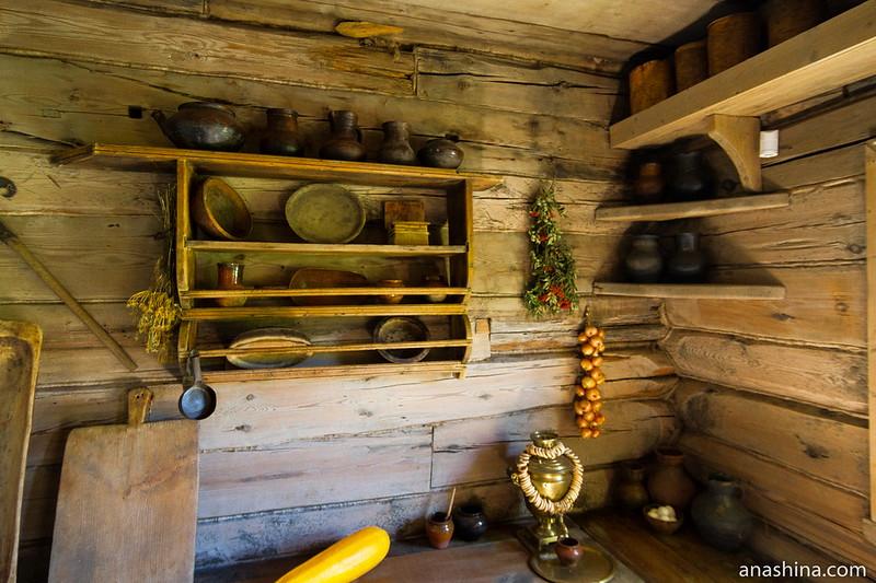 """""""Бабий кут"""", Музей деревянного зодчества, Суздаль"""