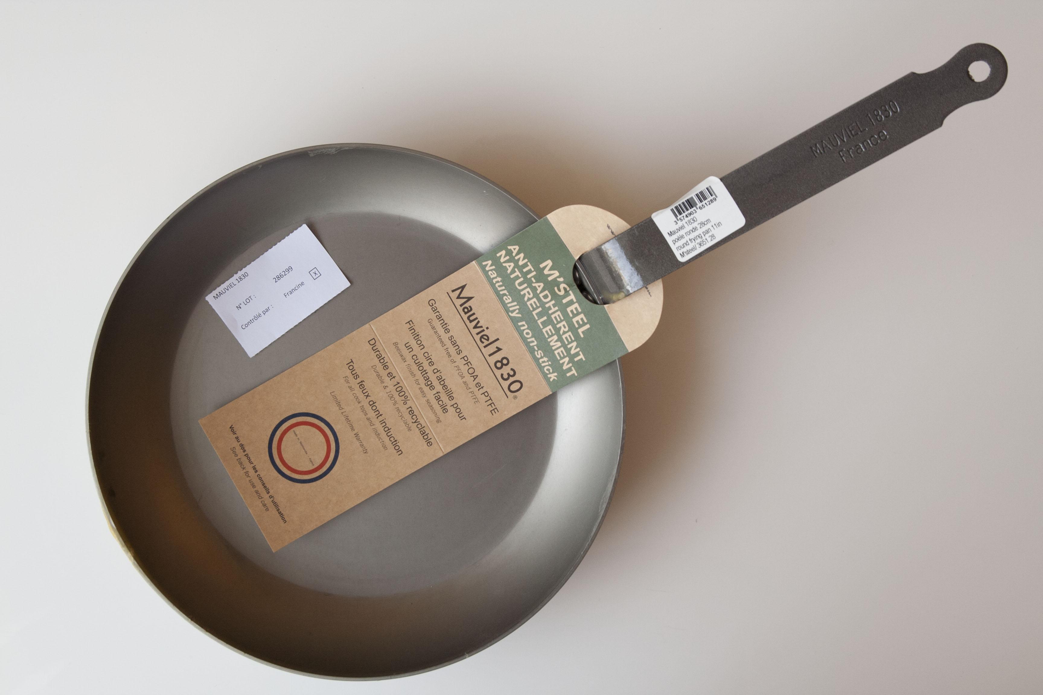 Mauviel M'Steel Frying Pan