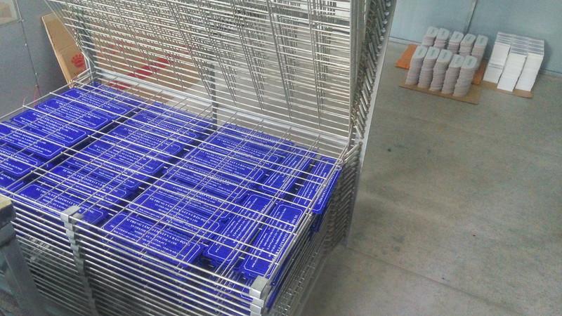 in lưới trên Mica (4)