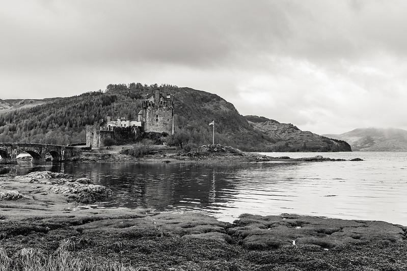 Eilean Donan Castle - Scotland 2017