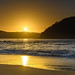 Merrillie posted a photo:	Capturing the sunrise from Ettalong Beach Point and Umina Beach on the Central Coast, NSW, Australia.