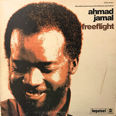 AHMAD JAMAL:FREEFLIGHT(JACKET A)