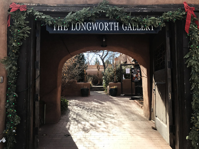 The Longworth Gallery, Santa Fe